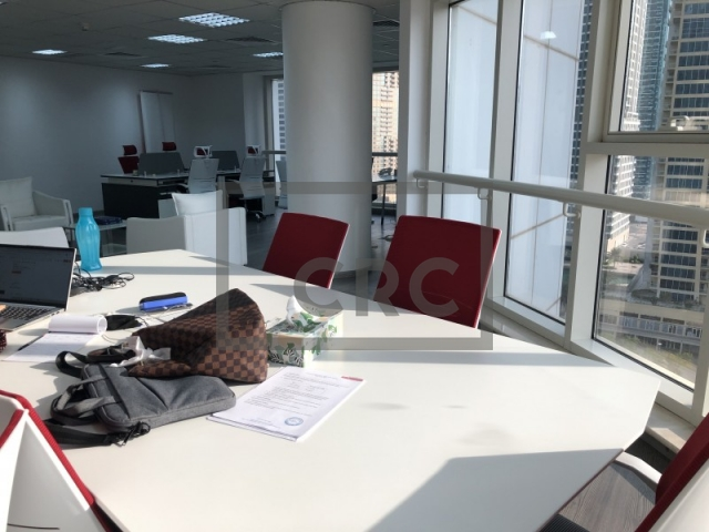 furnished office for sale in jumeirah lake towers, goldcrest executive   5