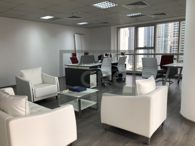 furnished office for sale in jumeirah lake towers, goldcrest executive   1