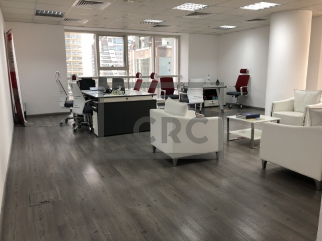 furnished office for sale in jumeirah lake towers, goldcrest executive   9