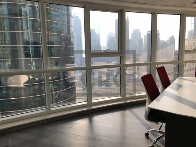 furnished office for sale in jumeirah lake towers, goldcrest executive   10
