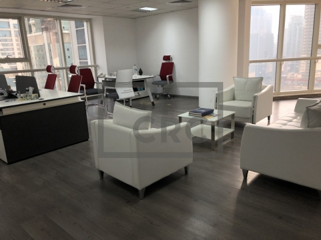 furnished office for sale in jumeirah lake towers, goldcrest executive   11