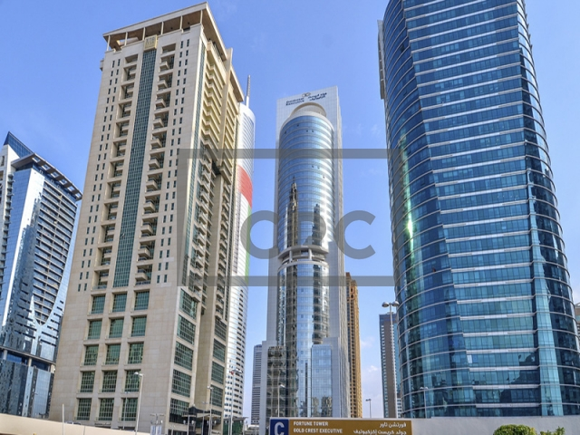 furnished office for sale in jumeirah lake towers, goldcrest executive   15