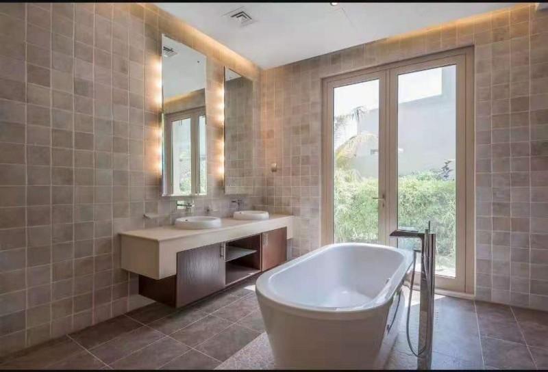 7 Bedroom Villa For Rent in  Desert Leaf 1,  Al Barari | 7