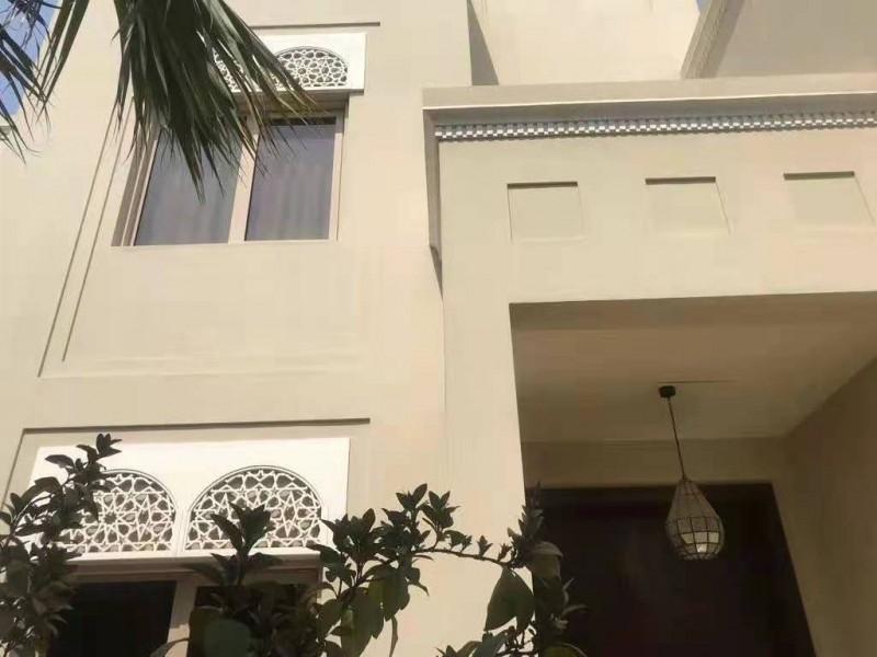 7 Bedroom Villa For Rent in  Desert Leaf 1,  Al Barari | 1