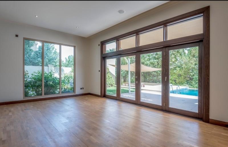 7 Bedroom Villa For Rent in  Desert Leaf 1,  Al Barari | 4