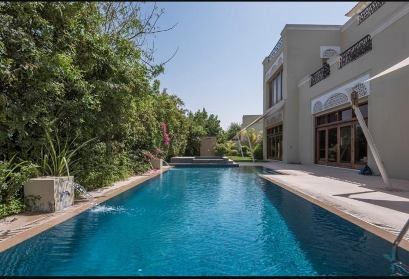 7 Bedroom Villa For Rent in  Desert Leaf 1,  Al Barari | 9
