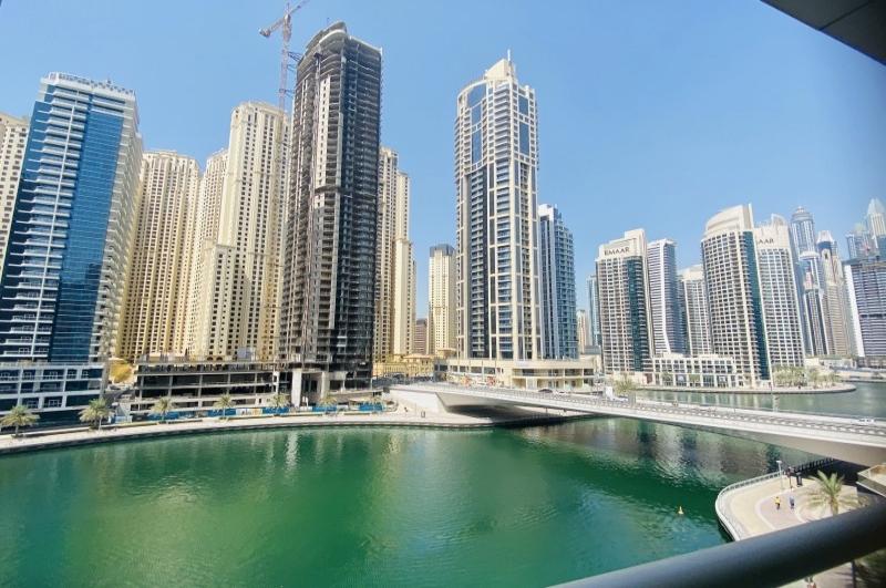 The Atlantic, Dubai Marina
