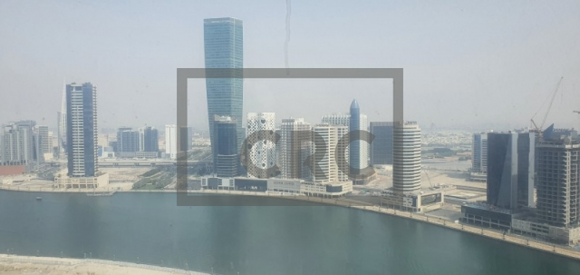 1,045 sq.ft. Office in Business Bay, Silver Tower for AED 731,500