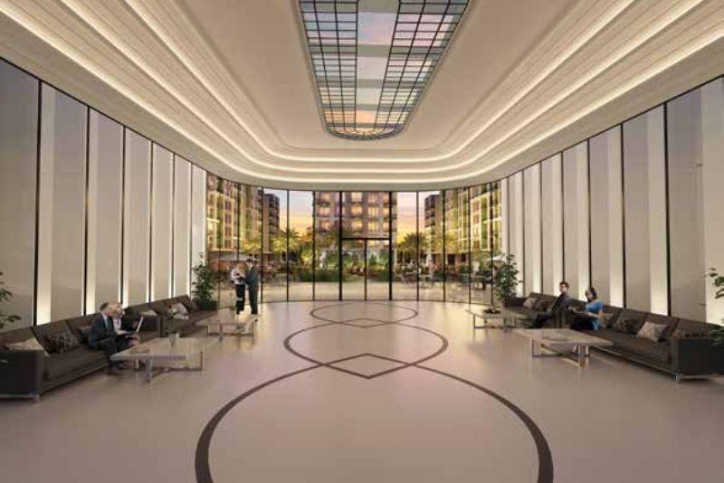 Studio Apartment For Sale in  OLIVZ by Danube,  Al Warsan   3