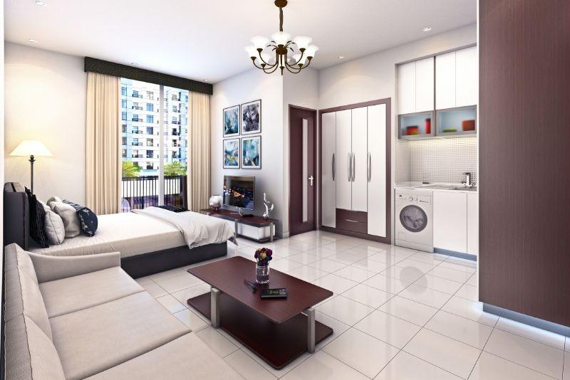 Studio Apartment For Sale in  OLIVZ by Danube,  Al Warsan   0