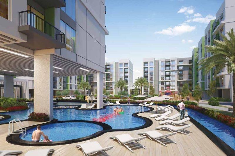 Studio Apartment For Sale in  OLIVZ by Danube,  Al Warsan   5