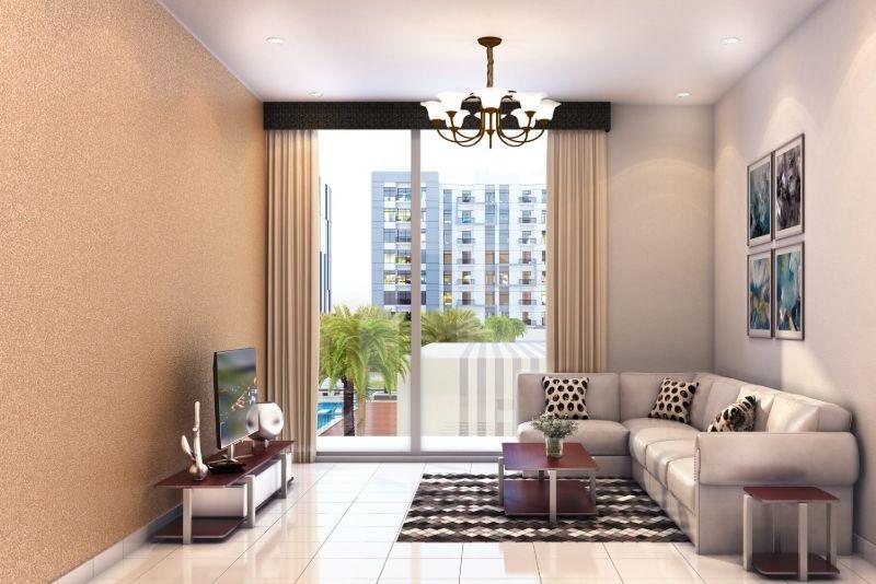 Studio Apartment For Sale in  OLIVZ by Danube,  Al Warsan   9