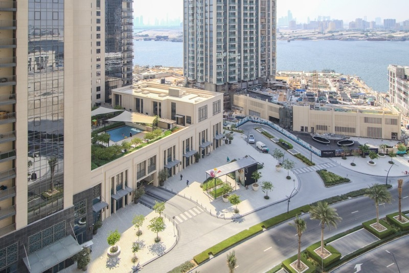 2 Bedroom Apartment For Rent in  Creek Horizon Tower 2,  Dubai Creek Harbour (The Lagoons) | 1