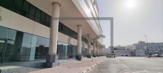 office for rent in al garhoud, garhoud views | 1