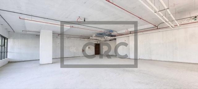 1,410 sq.ft. Office in Al Garhoud, Garhoud Views for AED 92,000