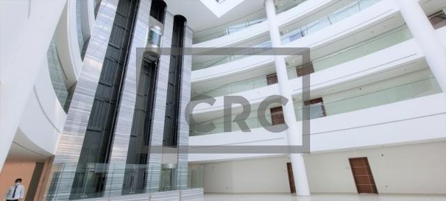 office for rent in al garhoud, airport road | 13