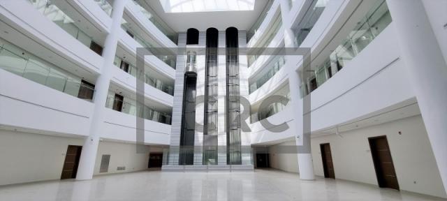 office for rent in al garhoud, airport road | 2