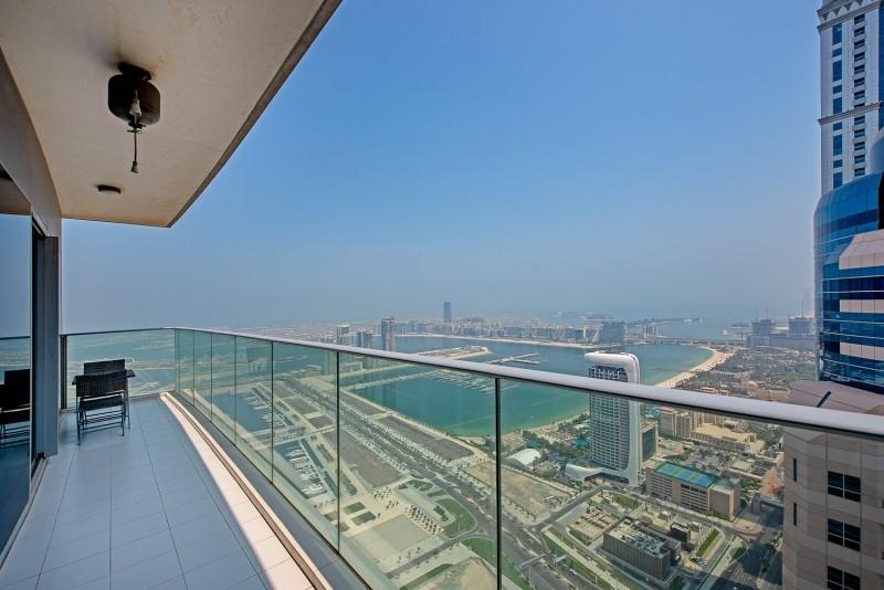 1 Bedroom Apartment For Rent in  Damac Heights,  Dubai Marina | 4
