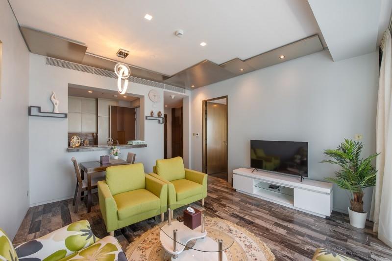 1 Bedroom Apartment For Rent in  Damac Heights,  Dubai Marina | 0