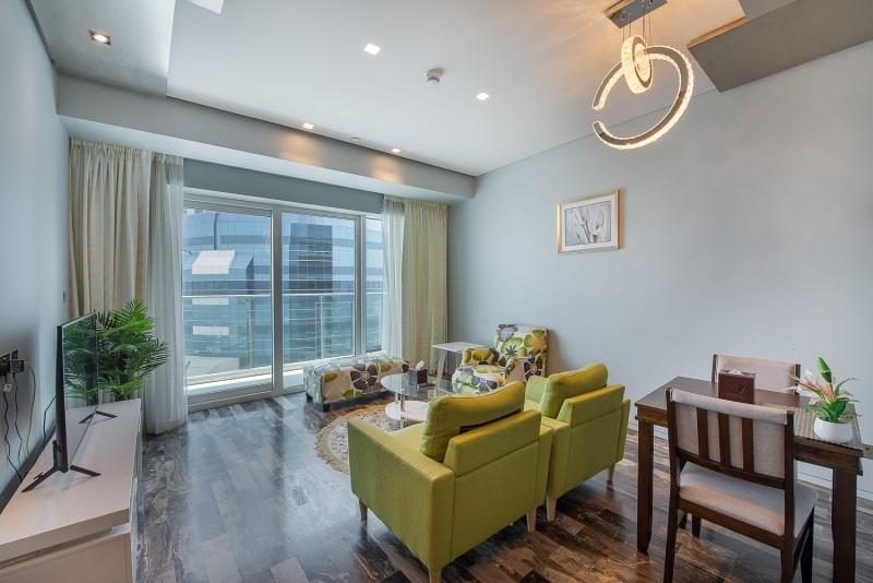 1 Bedroom Apartment For Rent in  Damac Heights,  Dubai Marina | 1
