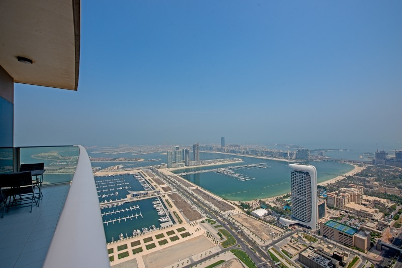 1 Bedroom Apartment For Rent in  Damac Heights,  Dubai Marina | 12