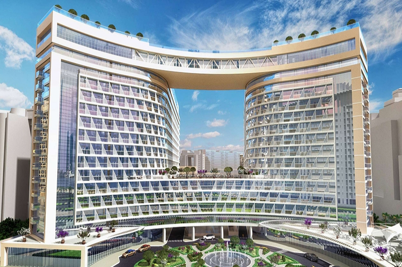 Seven Hotel And Apartments The Palm, Palm Jumeirah