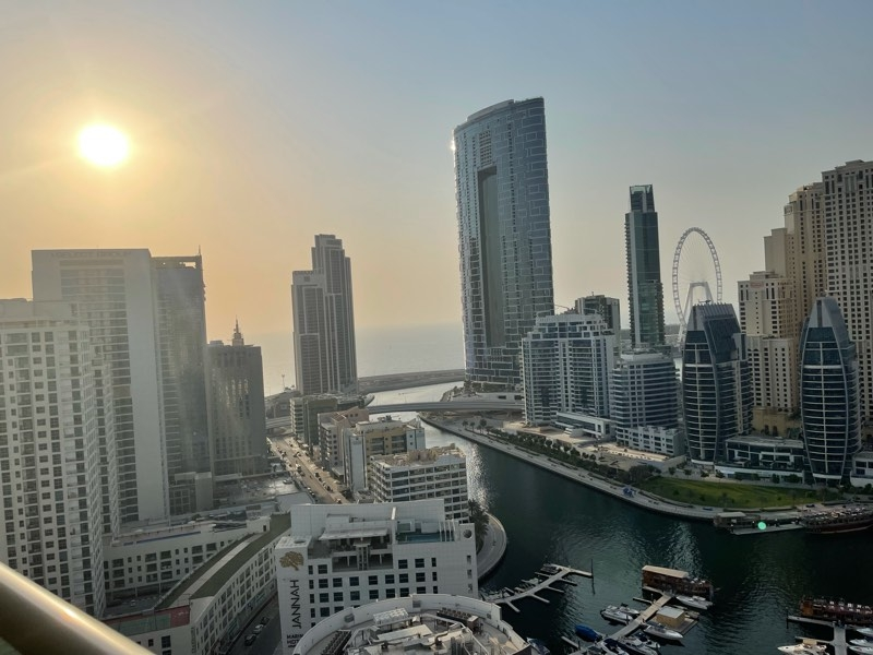 3 Bedroom Apartment For Rent in  Manchester Tower,  Dubai Marina | 11
