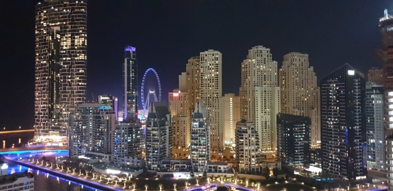 3 Bedroom Apartment For Rent in  Manchester Tower,  Dubai Marina | 13