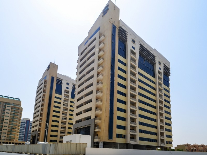 2 Bedroom Apartment For Sale in  Olympic Park 2,  Dubai Sports City   8