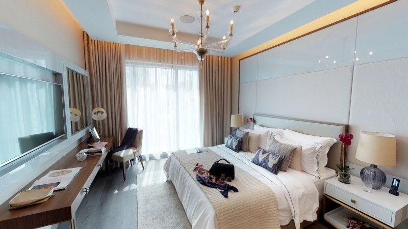3 Bedroom Apartment For Sale in  Imperial Avenue,  Downtown Dubai | 4