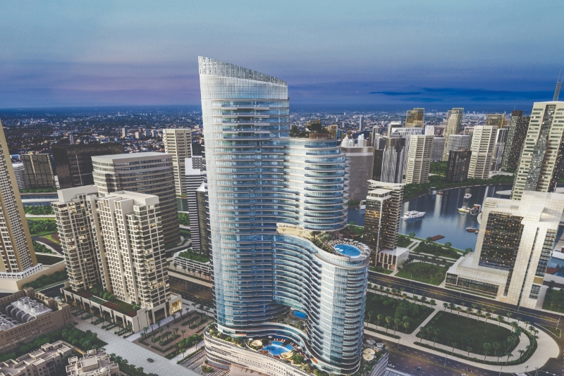 3 Bedroom Apartment For Sale in  Imperial Avenue,  Downtown Dubai | 10