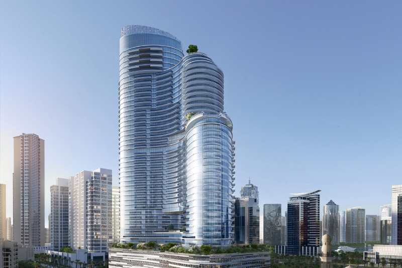 4 Bedroom Penthouse For Sale in  Imperial Avenue,  Downtown Dubai | 0