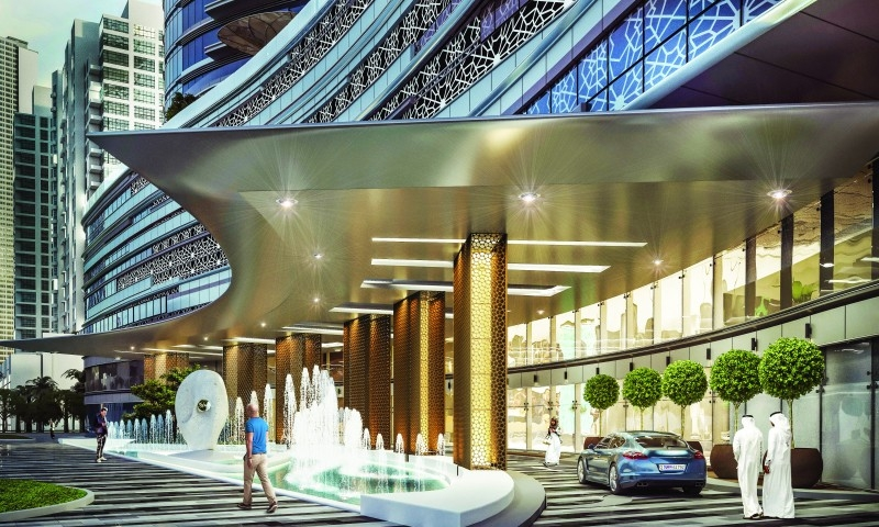 4 Bedroom Penthouse For Sale in  Imperial Avenue,  Downtown Dubai | 15