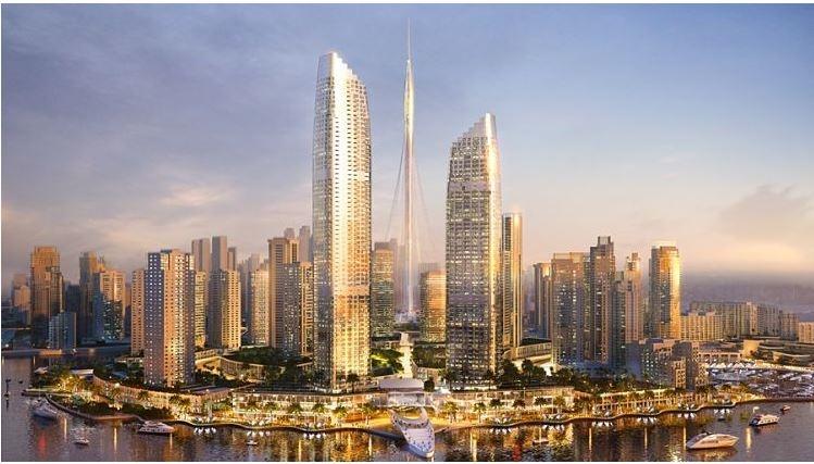 Address Harbour Point, Dubai Creek Harbour (The Lagoons)