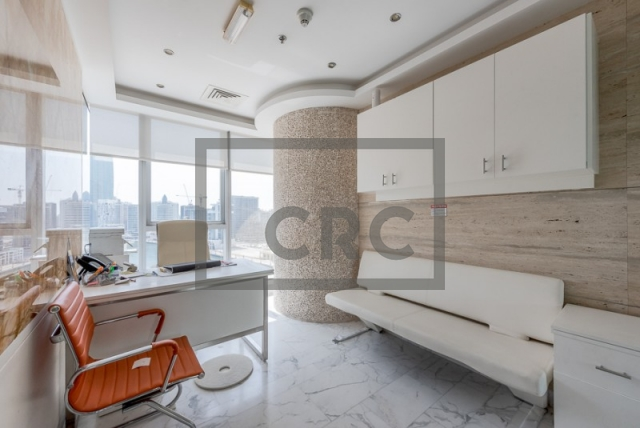 office for sale in business bay, the citadel tower | 1
