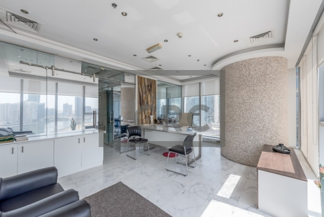 office for sale in business bay, the citadel tower | 2