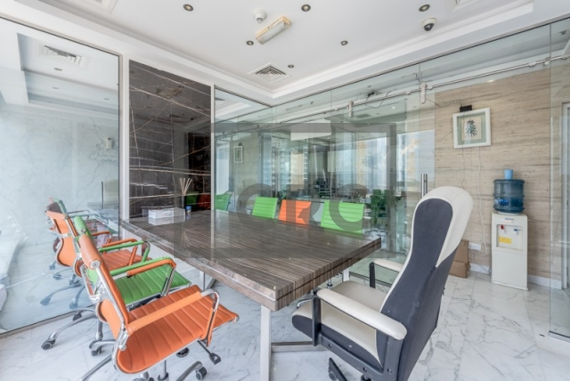 office for sale in business bay, the citadel tower | 5