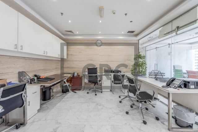 office for sale in business bay, the citadel tower | 9