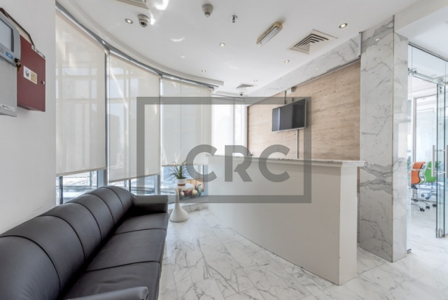 office for sale in business bay, the citadel tower | 11