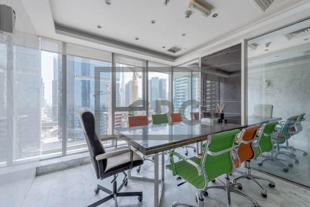 office for sale in business bay, the citadel tower | 12