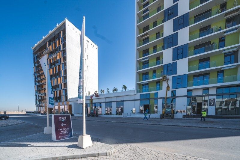 1 Bedroom Apartment For Sale in  The Pulse,  Dubai South | 0