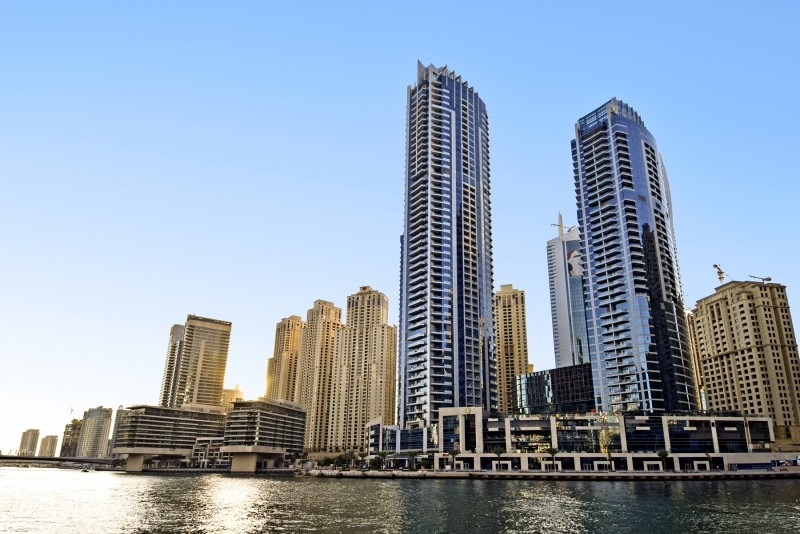 1 Bedroom Apartment For Rent in  Continental Tower,  Dubai Marina   8