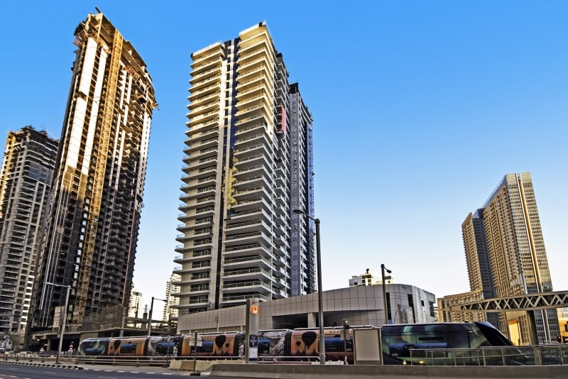 1 Bedroom Apartment For Rent in  Continental Tower,  Dubai Marina   9