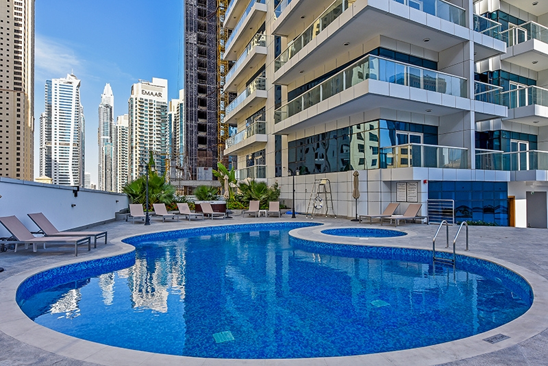 1 Bedroom Apartment For Rent in  Continental Tower,  Dubai Marina   12