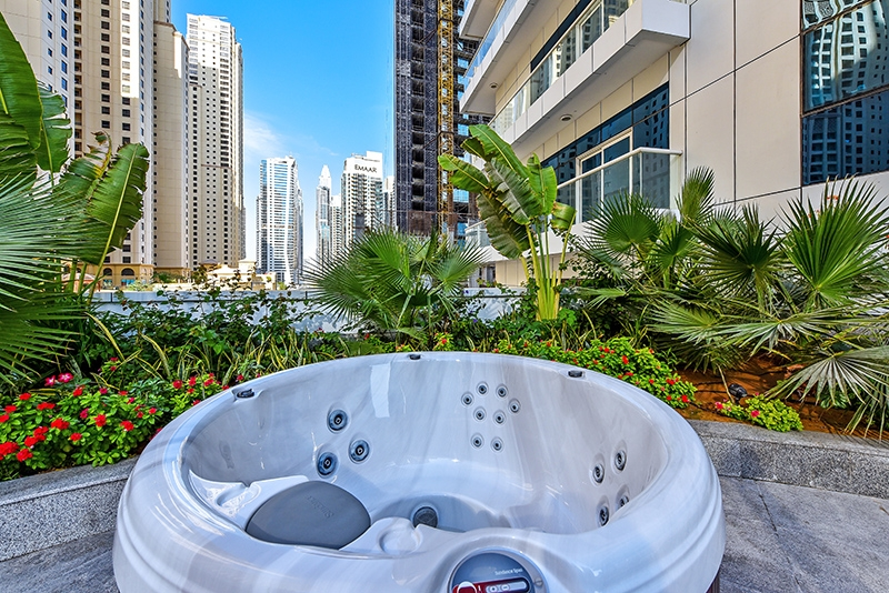 1 Bedroom Apartment For Rent in  Continental Tower,  Dubai Marina   13
