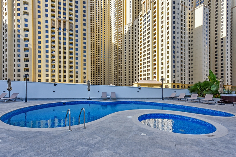 1 Bedroom Apartment For Rent in  Continental Tower,  Dubai Marina   15