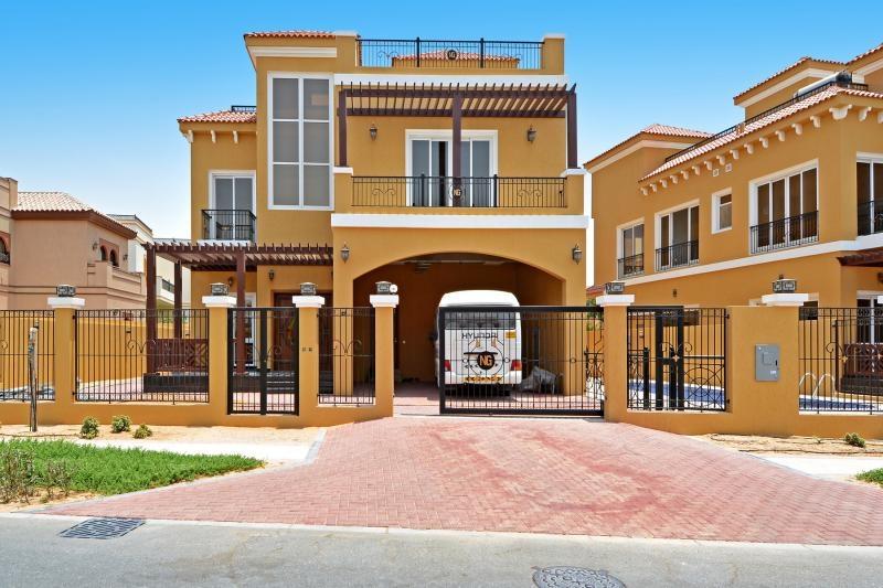 6 Bedroom Villa For Rent in  The Aldea,  The Villa | 12