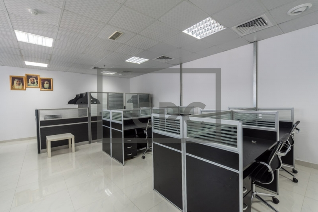 office for sale in business bay, sobha sapphire | 8