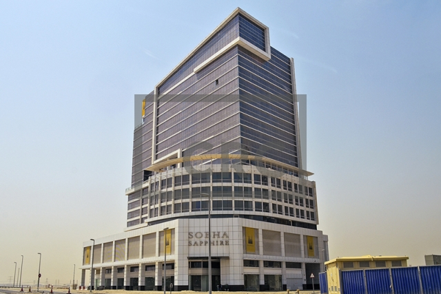 office for sale in business bay, sobha sapphire | 11