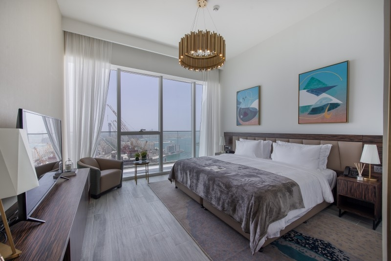 1 Bedroom Apartment For Sale in  Avani Palm View Dubai Hotel & Suites,  Dubai Media City   1